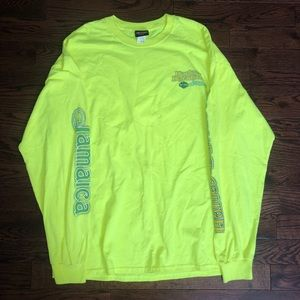 Men's authentic Neon Harley Davidson shirt